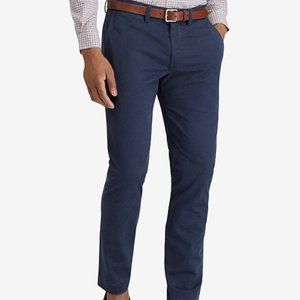Size 31x30 Chino Classic Fit Cotton Twill Blue NWT